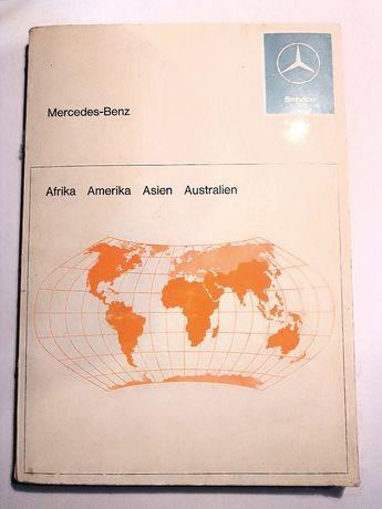 Manual Mercedes Benz - Estações de Serviço (1968/dez)