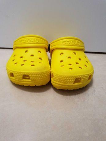 Crocs chodaki 23-24