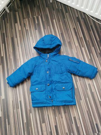 Зимняя курточка на мальчика на 2 года BABY GAP