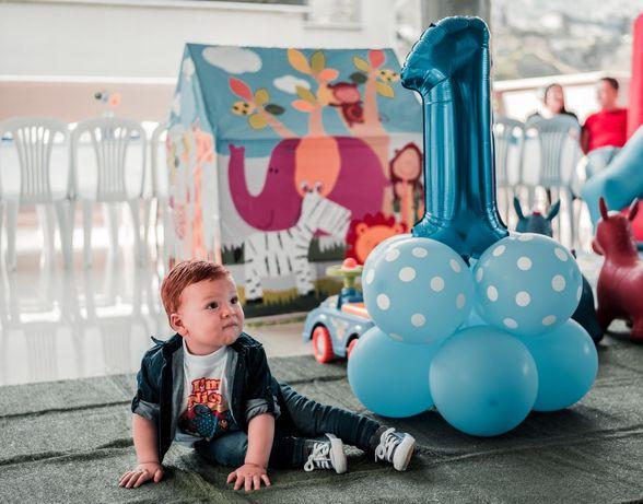 Aluguer de Espaço Para Festa Infantil