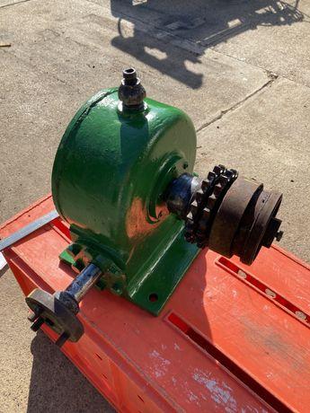 Reduktor 1:10 motoreduktor przekładnia