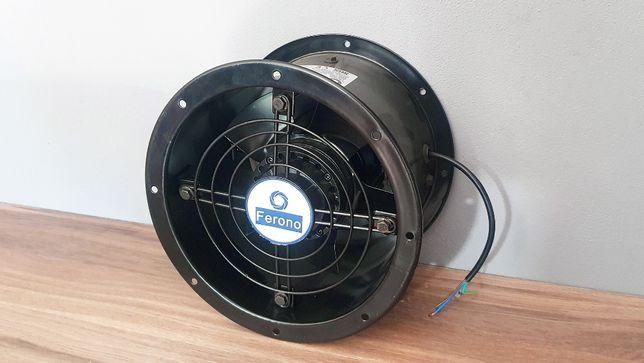 Wentylator kanałowy, osiowy, wodoszczelny 250mm, 2100m3/h