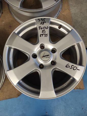 395 Felgi aluminiowe R 18 AUDI Q7 VOLKSWAGEN TOUAREG 5x130