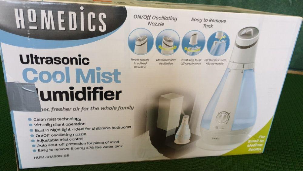 Homedics Ultrasonic Cool Mist Humidifier - nawilżacz powietrza Łódź - image 1