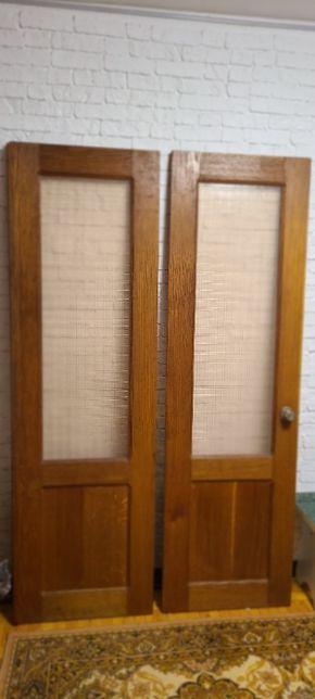 Продам межкомнатные двери (Дуб)