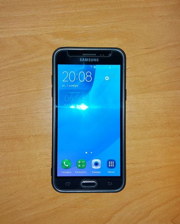 Samsung j3 2016 в рабочем состоянии