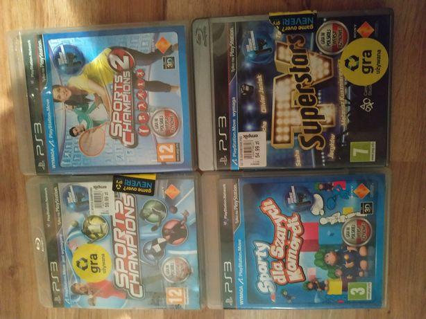 Gry PS3 sprzedaż lub wymiana na PS3 lub PS4