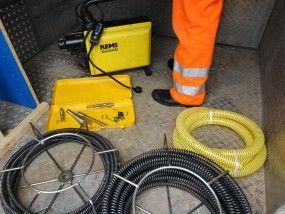 Udrażnianie/przepychanie kanalizacji WUKO KOSZALIN Pogotowie hydraulik