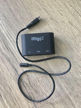 MIDI-інтерфейс IK Multimedia iRig MIDI 2