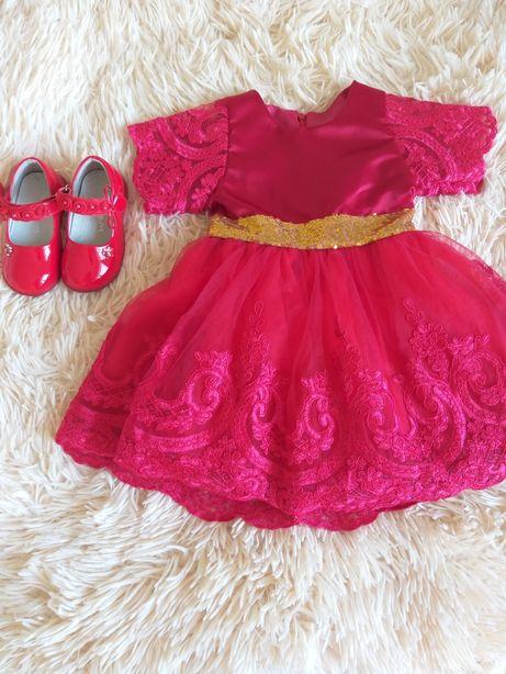 Платье на 2 годика
