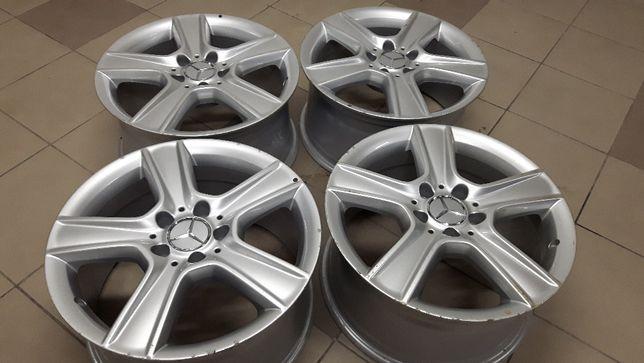 Felgi 17'' Aluminiowe Mercedes C,E Klasa CLA Oryginał 8,5J17 ET-58