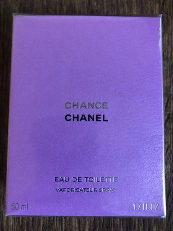 Шанель CHANCE Chanel туалетная вода спрей 50 мл