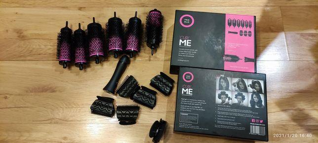 Zestaw do stylizacji włosów wałki Pro Blo CurlMe Basic
