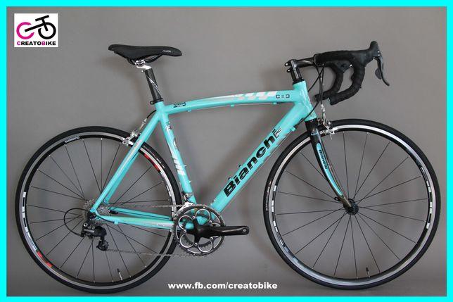 Rower Szosowy BIANCHI NIRONE 7 Alu Carbon Campagnolo GWARANCJA