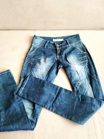 Джинсы брюки размер S