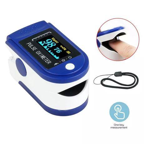 Pulsoksymetr cyfrowy palca pulsoksymetr tlenu we krwi miernik