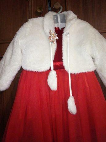 Нарядное платье 1.5-2.5год