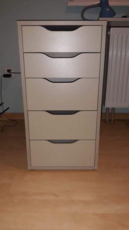 Szafka ikea komoda organizer pod biurko nowe szuflady