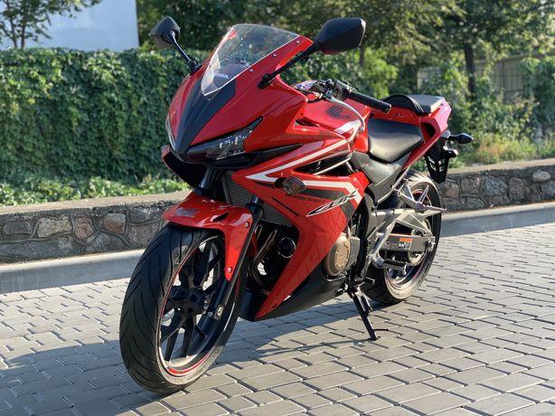 Honda cbr 500r 2020г