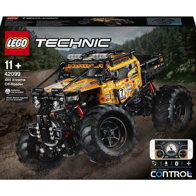 Конструктор LEGO Technic Экстремальный внедорожник (42099)