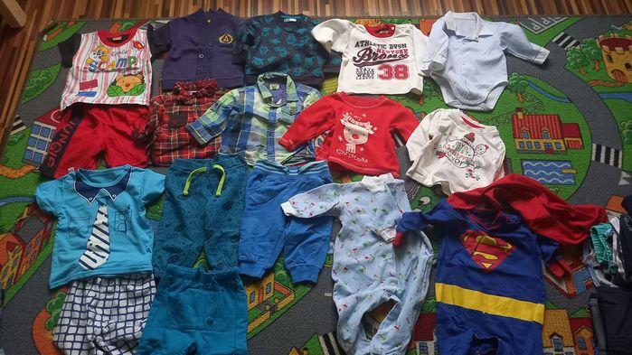 koszulka spodnie 62/68 Inowrocław - image 1