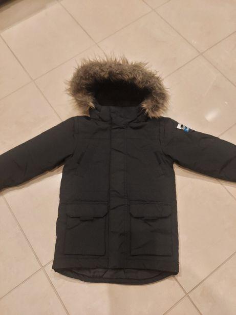 Kurtka zimowa r. 104 czarna