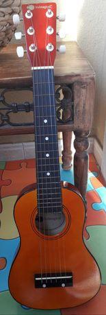 Guitarra clássica para criança