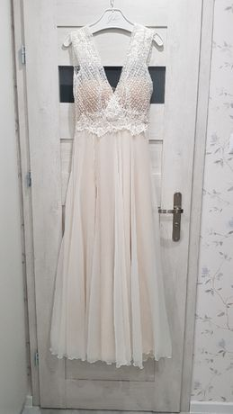 Suknia ślubna Batylda r. 38
