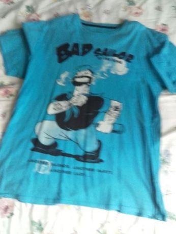 2 koszulki cropp xxl slim fit