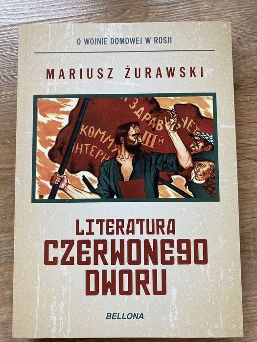 Mariusz Żurawski, Literatura Czerwonego Dworu Ząbki - image 1