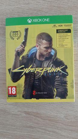 Nowa Cyberpunk 2077 PL xbox one s x series s x