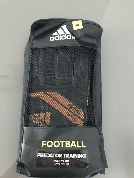 Rękawice bramkarskie adidas predator training rozm.8