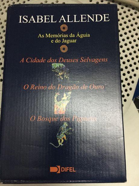 Isabel Allende - Circulo de Leitores