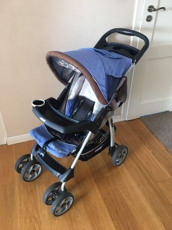 Wózek spacerówka Baby design Walker