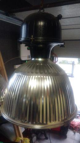 Lampa przemysłowa, loft