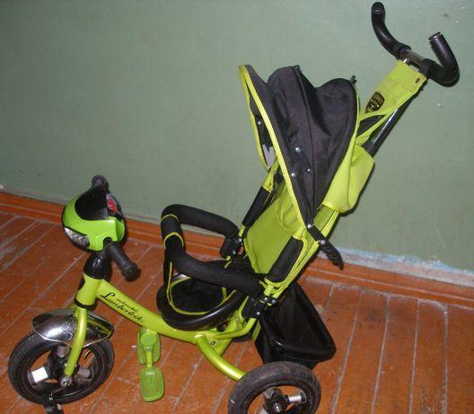 Детский велосипед Lambortrike