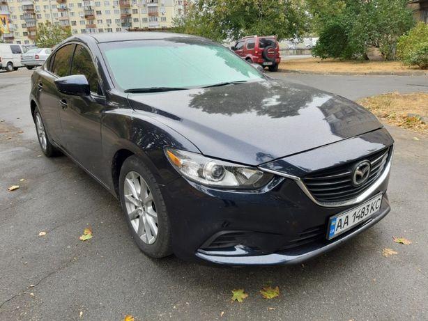 Аренда автомобиля Mazda 6, БЕЗ ВОДИТЕЛЯ в Киеве