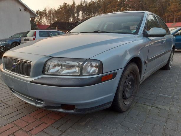 Volvo S80 (I Generacja) 2,4 B; 140 KM. Cały na części (wszystkie)