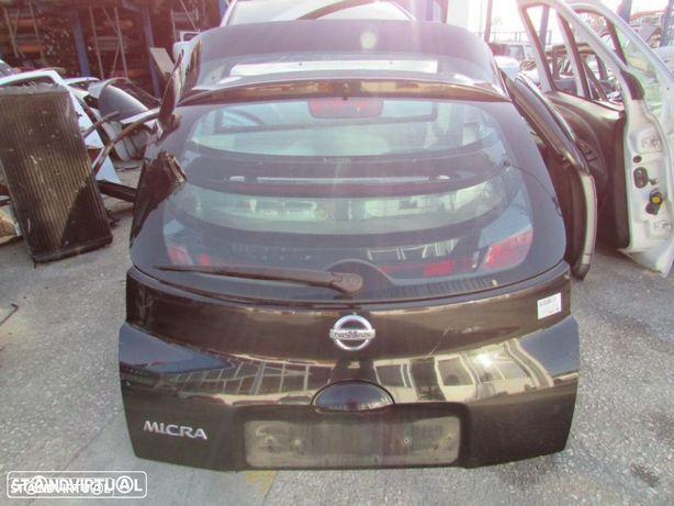 Porta da Mala Nissan Micra K12 do ano 2003