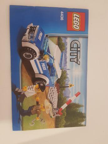 Lego City 4436 Policja