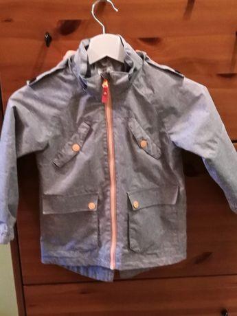 Sprzedam kurtkę płaszczyk na wiosnę lub wiosnę HM rozm. 110