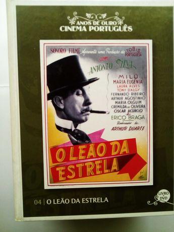 Coleção Anos de ouro do cinema Português, 8 DVD's + 8 livros