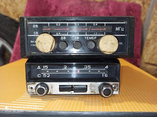 Радиоприемник А-373Б и адиоприемник А-370М1-Э