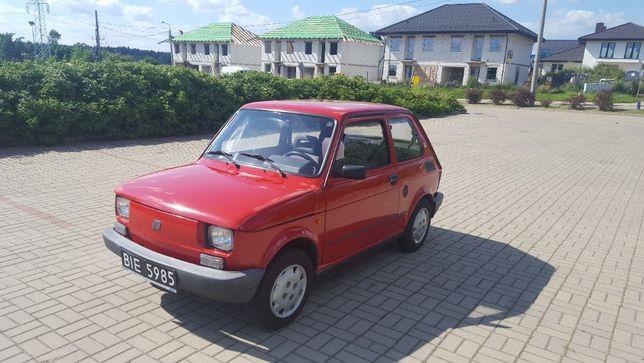 Fiat 126p Elegant 1998 rok