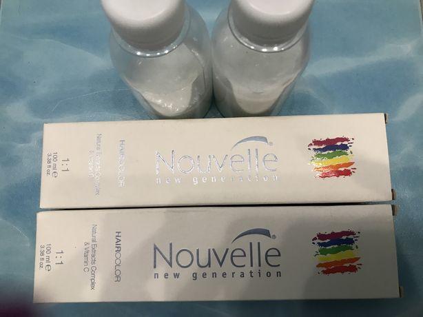 Краска для волос Nouvelle 2