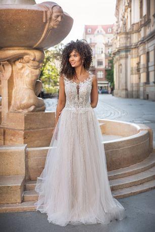 Nowa suknia ślubna okazja