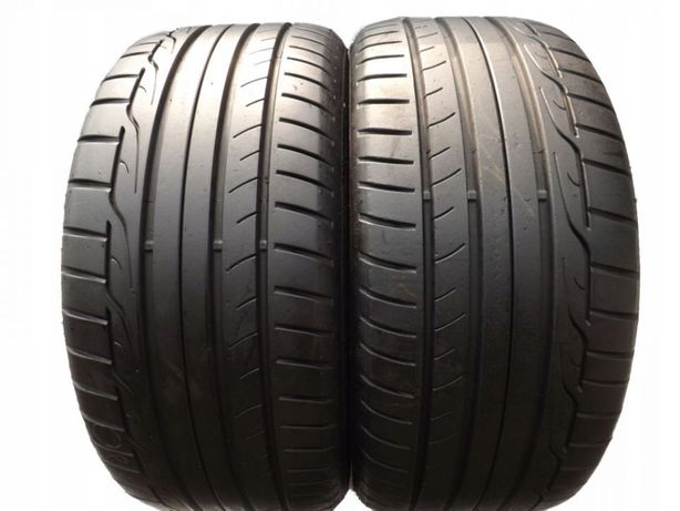 Dunlop Sport Maxx RT 245/40 ZR18 97Y 2019 7.5-8mm