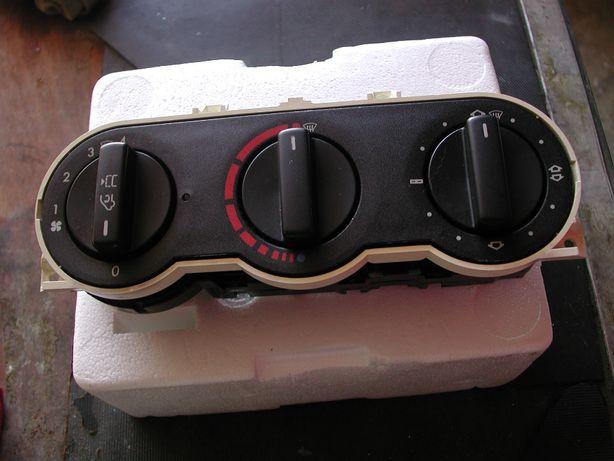 Mercedes Sprinter 212D - Controlo ventilação