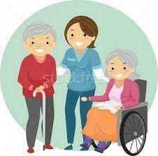 Oferece-se Cuidadora de idosos