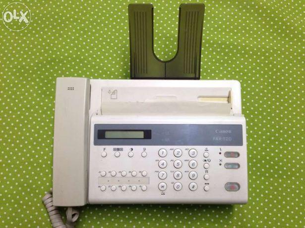 TROCO Fax telefone Canon T20